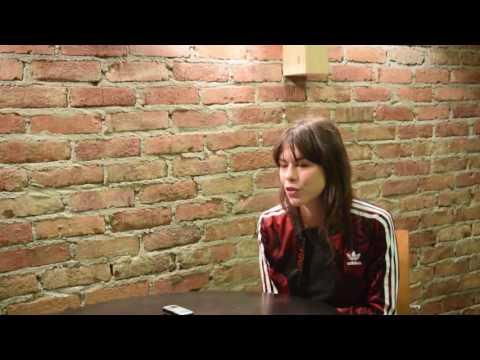 Ana Ularu, un interviu