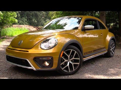 2016/2017 Volkswagen Beetle Dune Review: Funky, Fun & Endearing!
