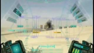 Gungriffon: Allied Strike - Mission 3 (Xbox)