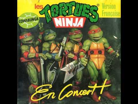 Tortues ninja en concert pizza power youtube - Tortues ninja pizza ...