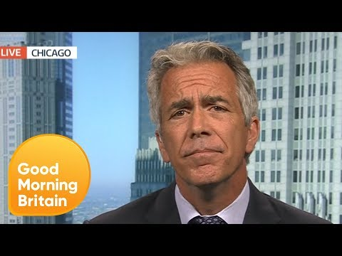 Joe Walsh Believes Trump Has Betrayed the US for Supporting Putin   Good Morning Britain