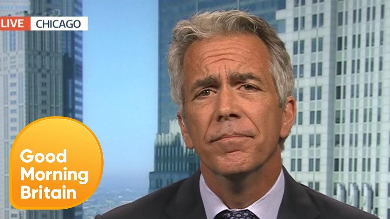 Joe Walsh Believes Trump Has Betrayed the US for Supporting Putin | Good Morning Britain