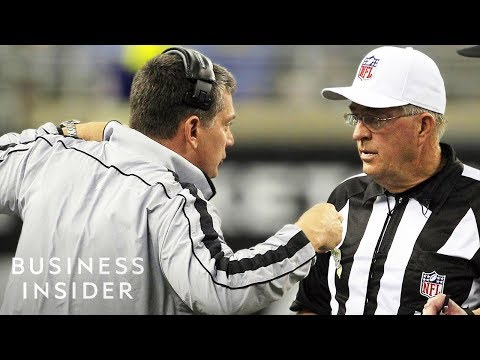 What It Takes To Be An NFL Referee Mp3