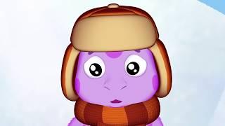 Лунтик | Проводы осени ❄ Сборник мультфильмов для детей
