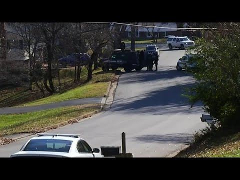 Man in custody after Roanoke County standoff