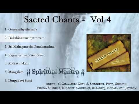 Sacred Chants Vol 4