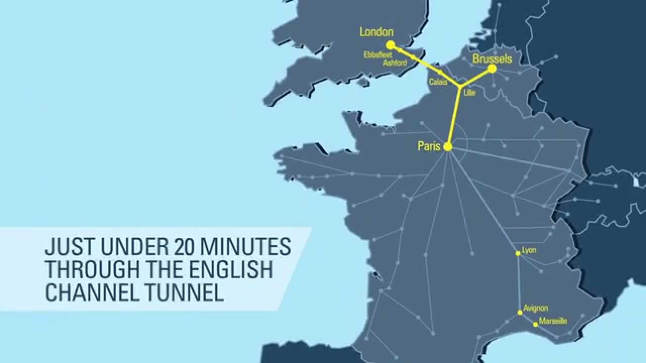 all about eurostar trains with rail europe