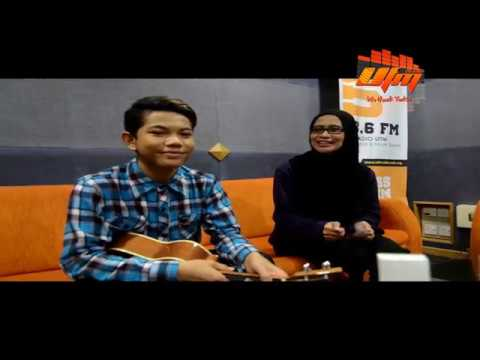 TEGAR -Aku Mahu Pacaran (Akustik UFM 93.6)(LIVE UFM)