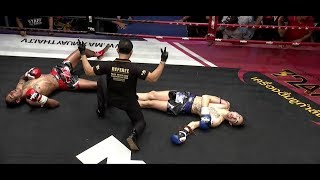 10 Crazy Muay Thai Moments