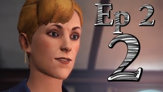 Life is Strange Ep 2 - Out Of Time - Part 2 (Choice Path 2) Took Blame, OMELET, Don