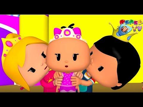 Pepee Ile 19 Şarkı Bir Arada - Çocuk Şarkıları & Eğitici Çizgi Film | Düşyeri