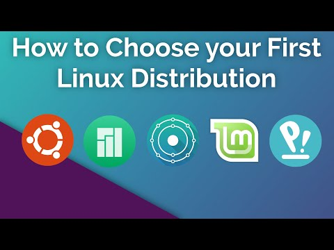 How to choose your first Linux distribution - Switching to Linux part 2