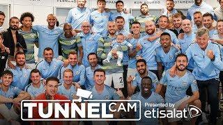 Download Video TUNNEL CAM | Man City 6-1 Huddersfield | 19th Aug 2018 MP3 3GP MP4