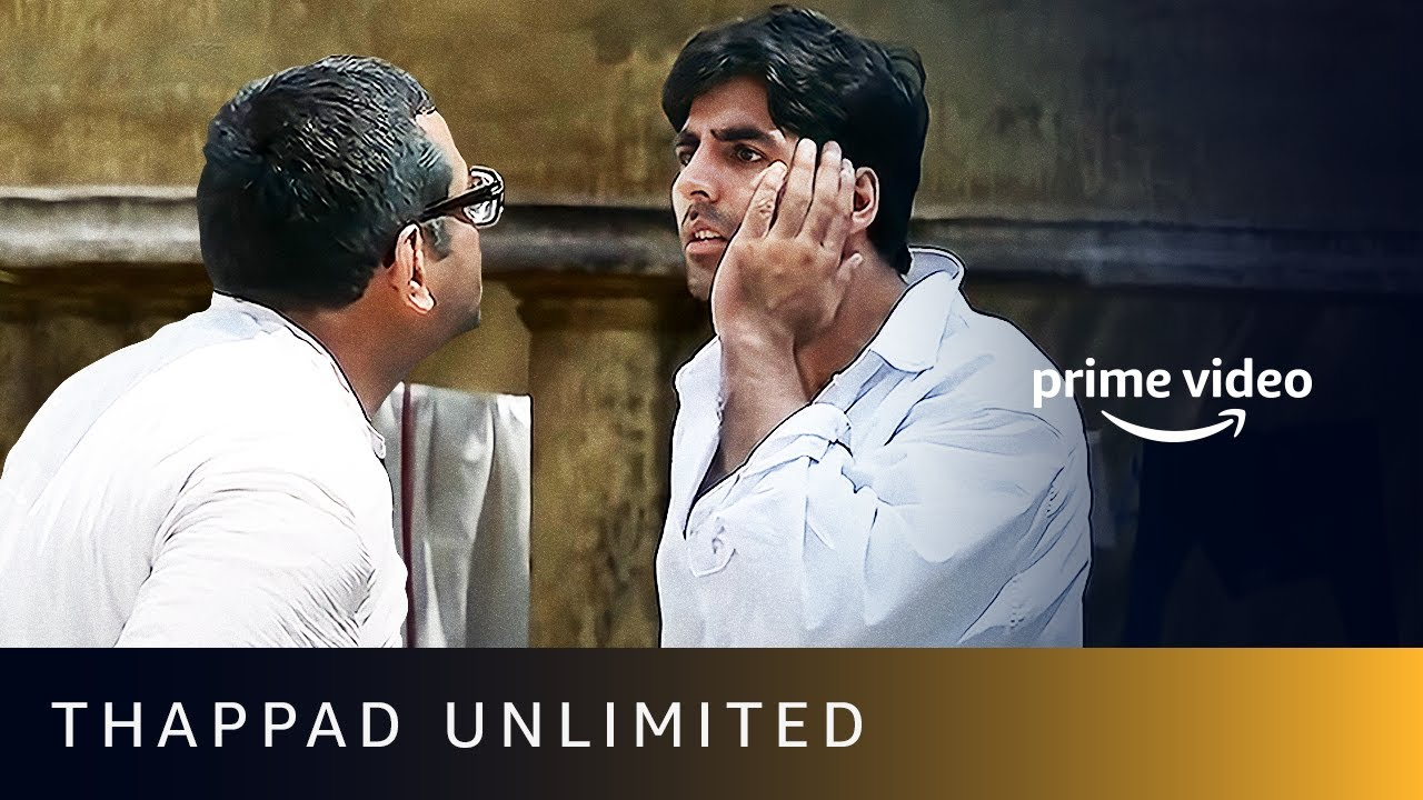 Thappad Unlimited | Amazon Prime Video #shorts