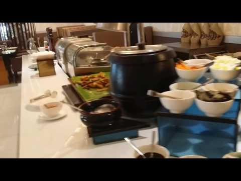 Complementary Breakfast at Green Leaf Hotel
