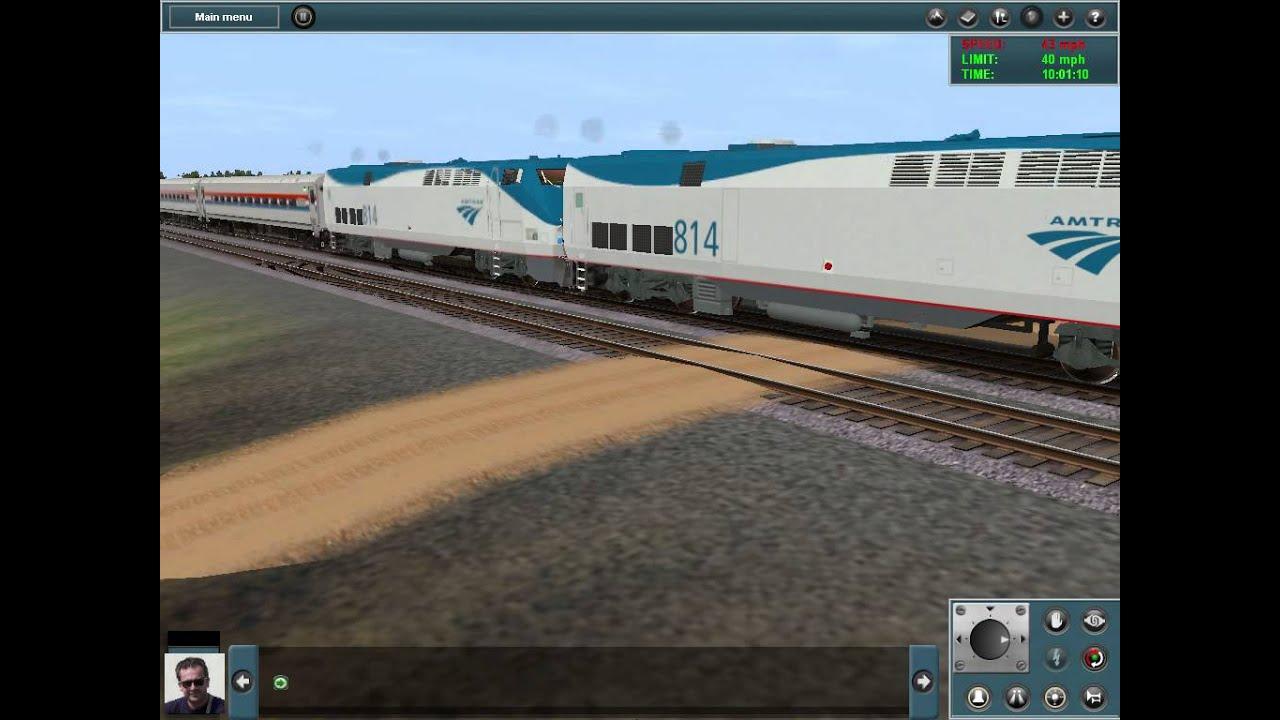 100+ Trainz Amtrak P42 – yasminroohi
