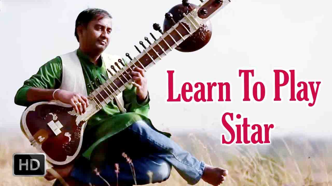 How To Play Sitar : learn to play sitar basic lessons for beginners sitar basics step by step tutorial youtube ~ Vivirlamusica.com Haus und Dekorationen