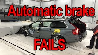 Automatic braking system test fails thumbnail