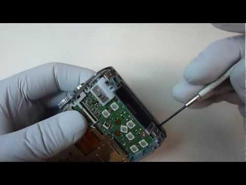 Repair A Panasonic Lumix ZS6, ZS7, TZ9 and TZ10