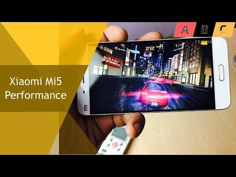 Xiaomi Mi5 Review  Performance