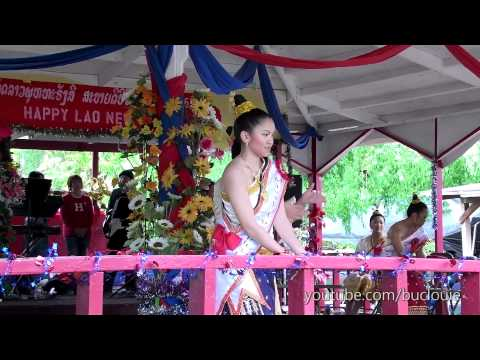 Duang Champa (Lao New Year 2012)
