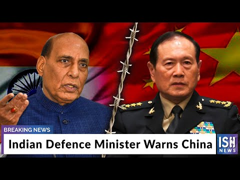 Indian Defence Minister Warns China