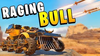 Crossout - Mess With The Bull & Get The Horns! (Crossout Gameplay)