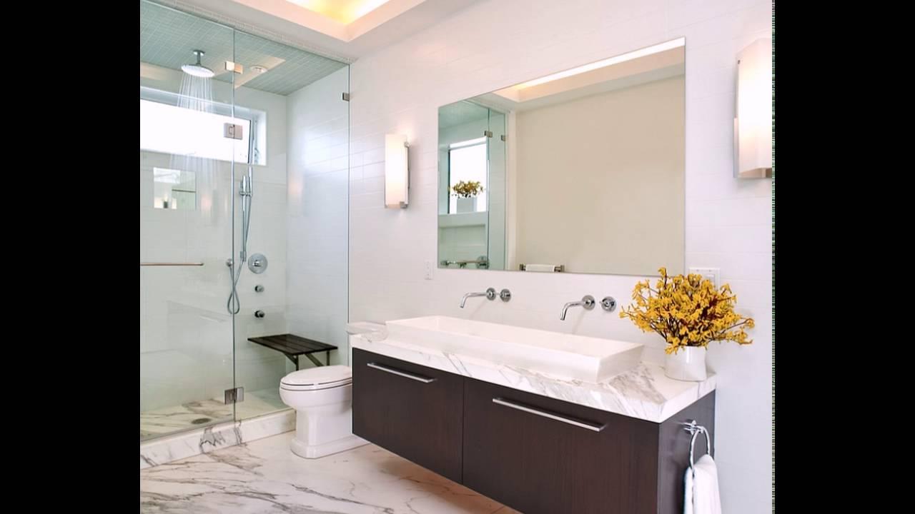 led beleuchtung bringt eine einzigartige aura er badezimmer - youtube