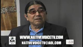 NVTV - Antonio Gonzales, American Indian Movement West Director