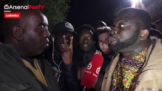 Crystal Palace 3 Arsenal 0