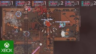 Circuit Breakers Xbox One Announcement Trailer - Shoot All Robots
