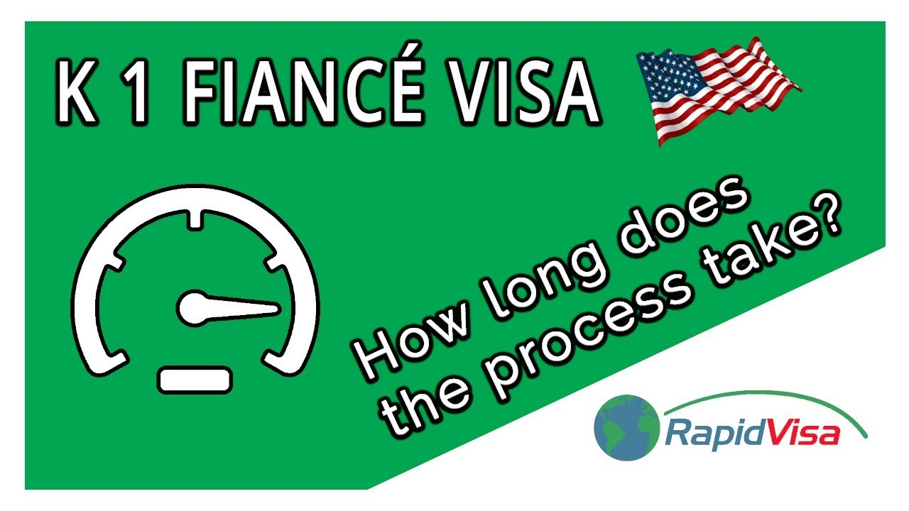 How Long Does the K-1 Fiance Visa Process Take?