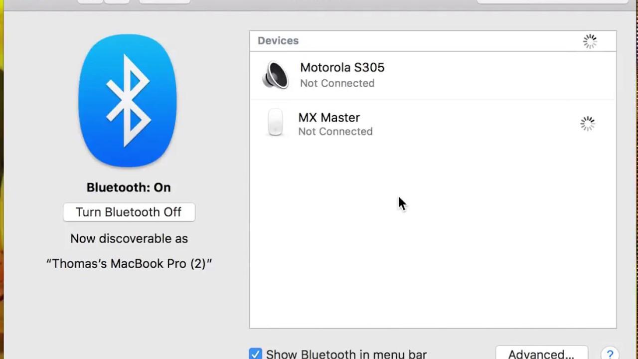 1fa6cee7cac Logitech MX Master Bluetooth Issues MacOS High Sierra - YouTube