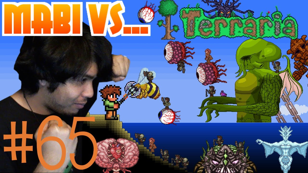 Mabi Vs Terraria - Episode 65 - (Pearl Biome)