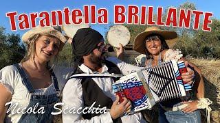 Tarantella Brillante: NICOLA SCACCHIA, le CowGirls e il suo organetto dubbotte (di T. De Ruvo)