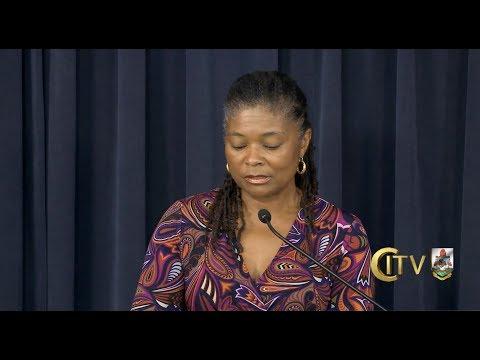 Attorney-General speaks on three Throne Speech initiatives