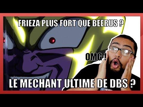FRIEZA PLUS FORT QUE BEERUS ? L'ULTIME MÉCHANT DE DBS ? - DRAGON BALL SUPER #95