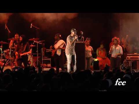 Mr.VEGAS en live au festival culturel de Fort-de-France (8.07.2017)