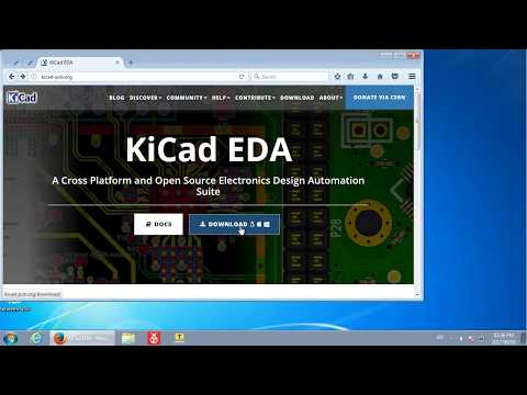 How to Download KiCad for Windows