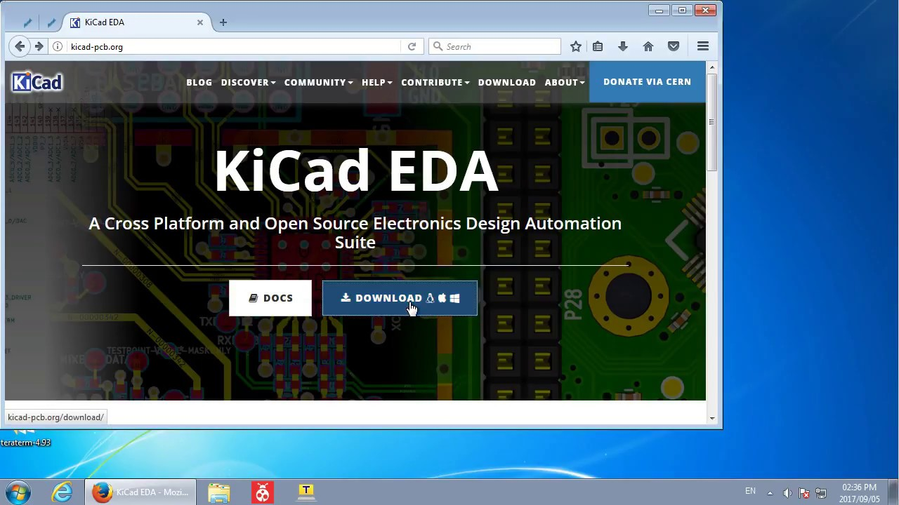 How to Download KiCad for Windows - YouTube