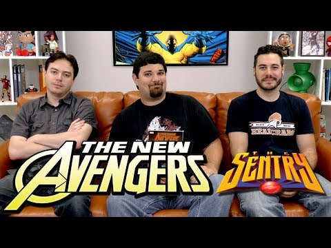 New Avengers - The Sentry | Back Issues