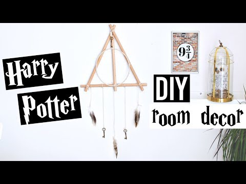 Diy Harry Potter School Supplies & Organisation Ideas