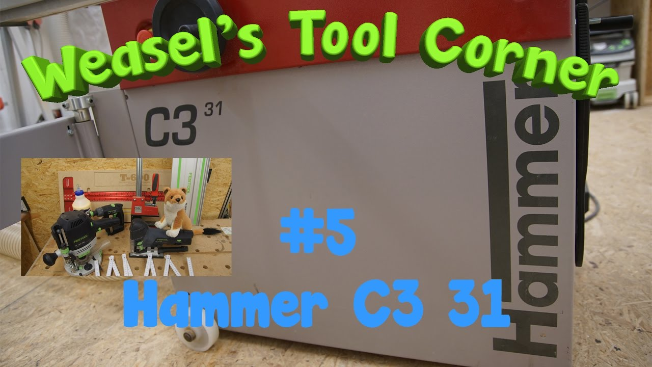 Hammer combo or two/three machines for saw/jointer/planer?
