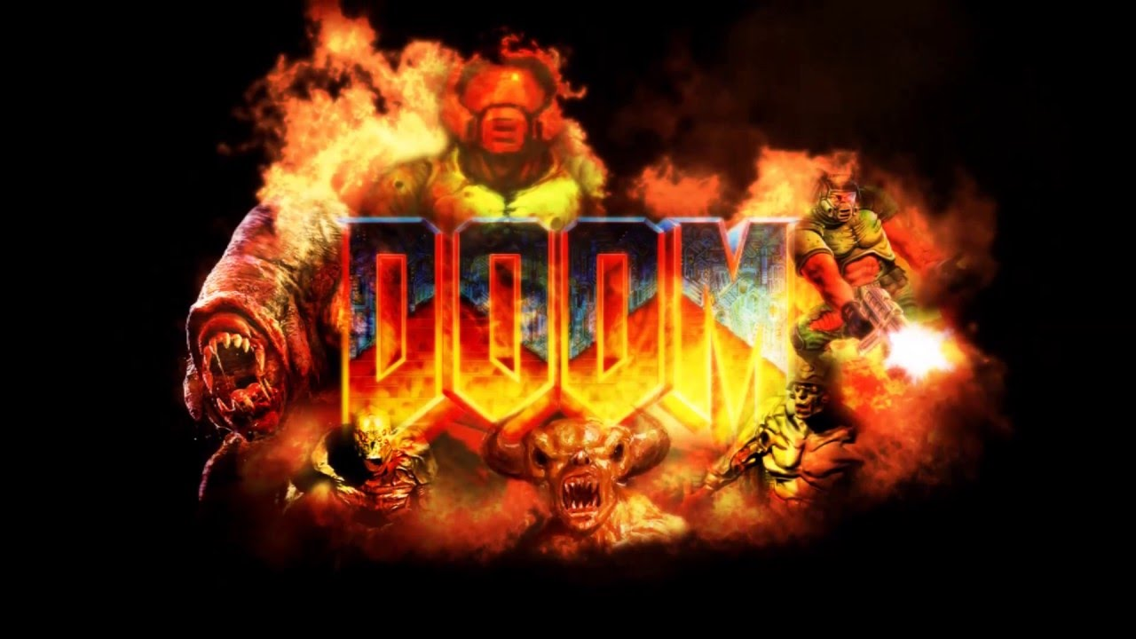 Download Ultra HD Quality Doom Wallpaper