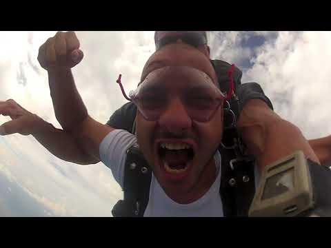 Tandem Skydive | Nikola from Kac, Serbia