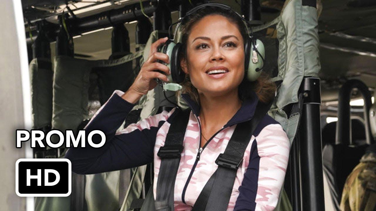 "Download NCIS: Hawaii 1x02 Promo ""Boom"" (HD) Vanessa Lachey series"