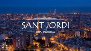 Fiesta Sant Jordi en Barcelona 2017 - Rosas de Sant Jordi