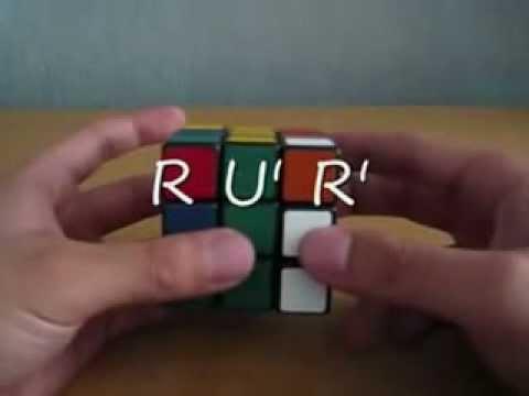 Cara Bermain Rubik bagi pemula