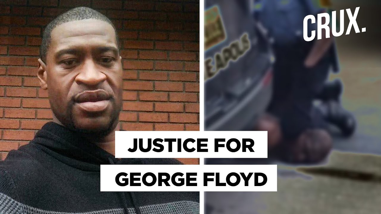 George Floyd death: Ex-officer held in Minneapolis