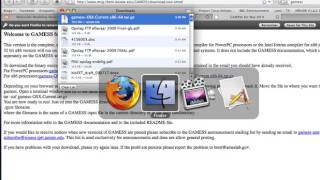 Installing GAMESS on a Mac